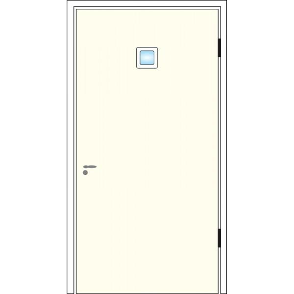 Dörrglaslist liten kvadrat