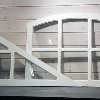 Dekorfönster - Gavelfönster och Stallfönster