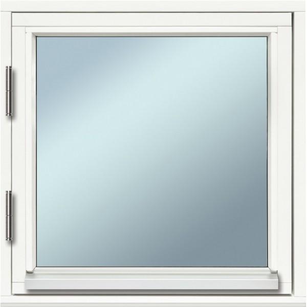 Fönster 2-glas isolerade energi med allmogeprofil