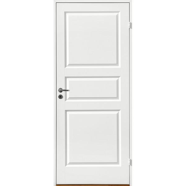 Innerdörr formpressad kompakt med 3 speglar