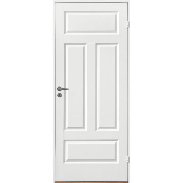 Innerdörr formpressad med 4 speglar gammal standard mått