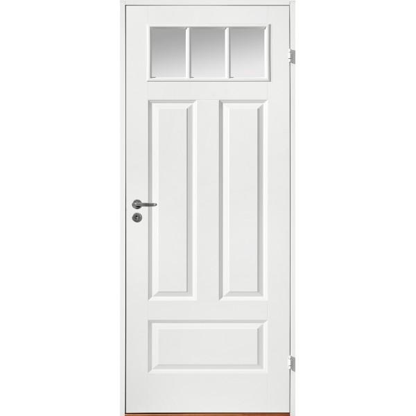 Innerdörr formpressad med 4 speglar SP3
