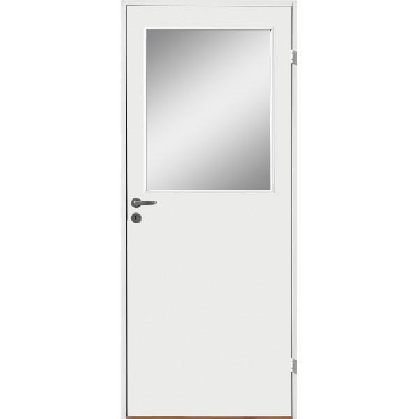 Innerdörr slät kompakt G21 gammal standard mått